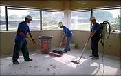 Ménage après construction