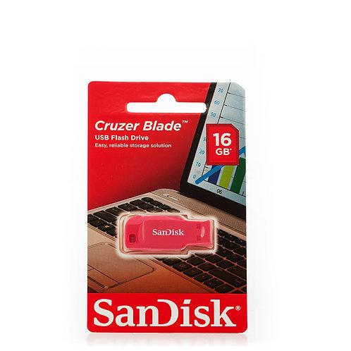 SanDisk Cruzer Blade Pink 16GB