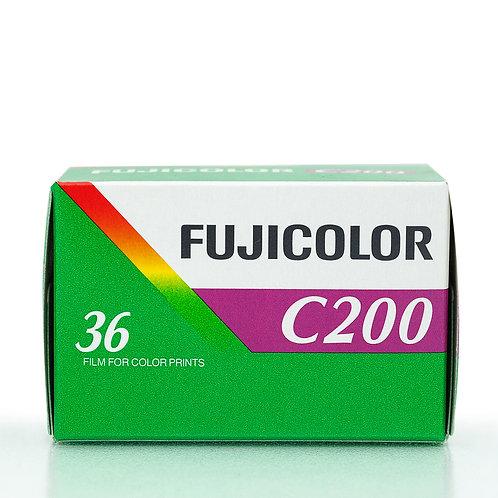 Fuji Fujicolor 200 36 exp