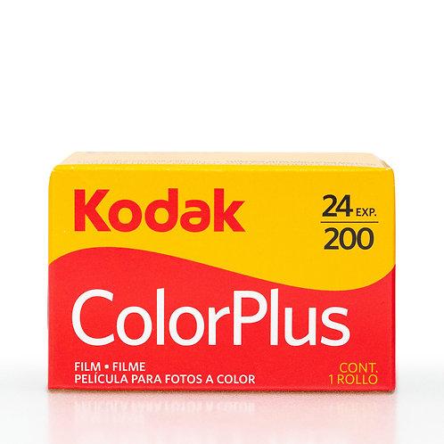 Kodak ColorPlus 200 24 exp