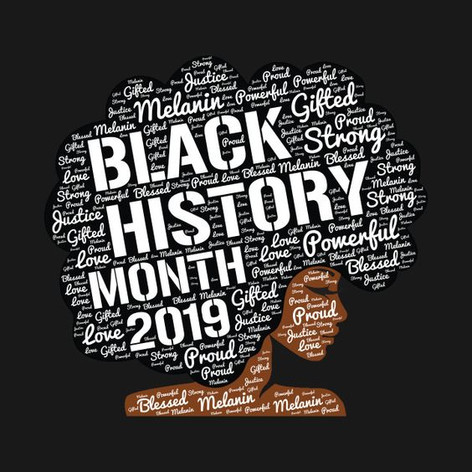 Black History Month 2019 #BHMwithBWiS19