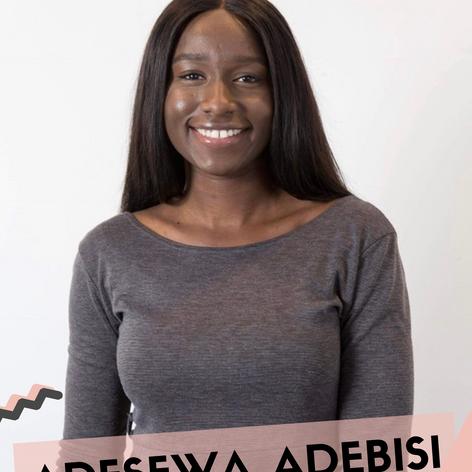Spotlight on... Adesewa Adebisi  #BHMwithBWiS19
