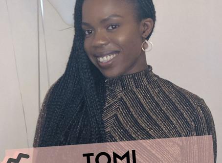 Spotlight on... Tomi Akingbade #BHMwithBWiS19