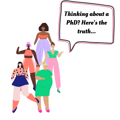 Here's the truth... (PhD Chats)