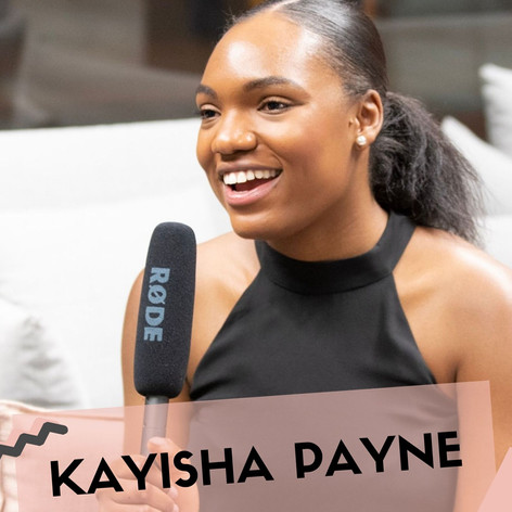 Spotlight on... Kayisha Payne #BHMwithBWiS19