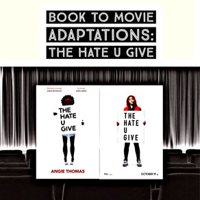 45 - The Longest Short Episode Ever: Book-to-Film Adaptation of Angie Thomas's THE HATE U GIVE