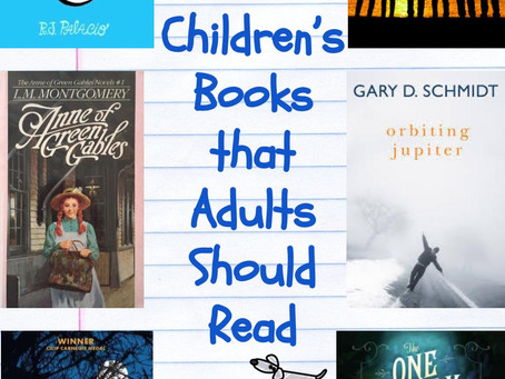 Children's Books that Adults Should Read