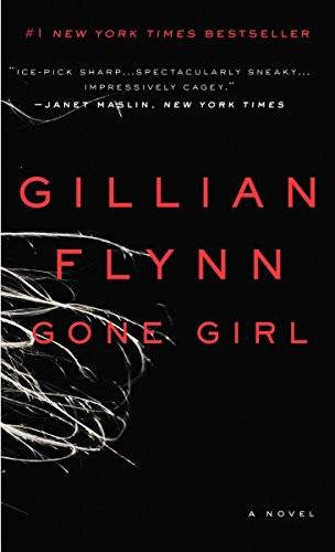 book cover of Gillian Flynn's Gone Girl