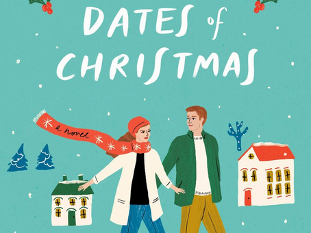 Book Review- Jenny Bayliss's The Twelve Dates of Christmas - A Fun Rom-Com for the Holidays