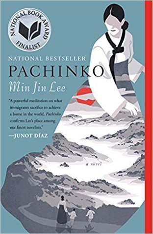 book cover of Pachinko