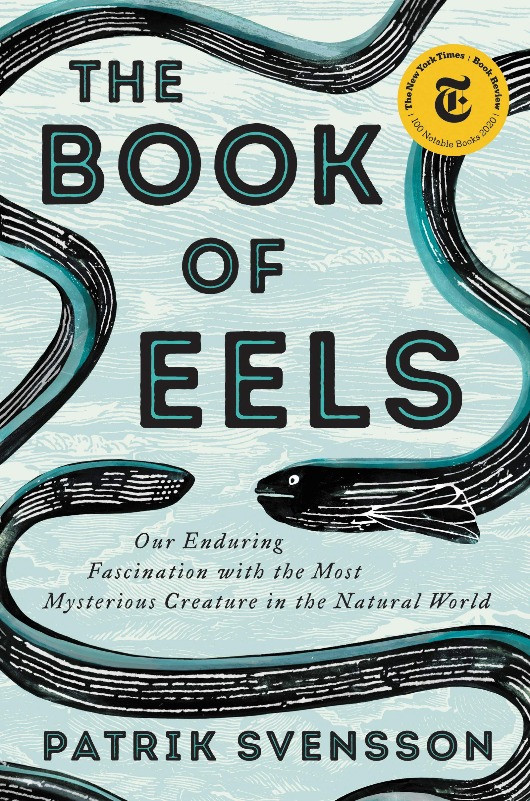 Book Cover of The Book of Eels: Our Enduring Fascination with the Most Mysterious Creature in the Natural World