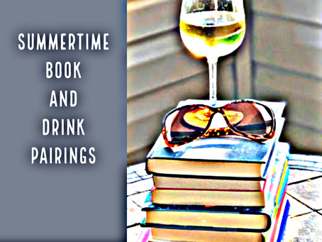 83: Summertime Drink and Book Pairings - The Food, The Family, the Relationships