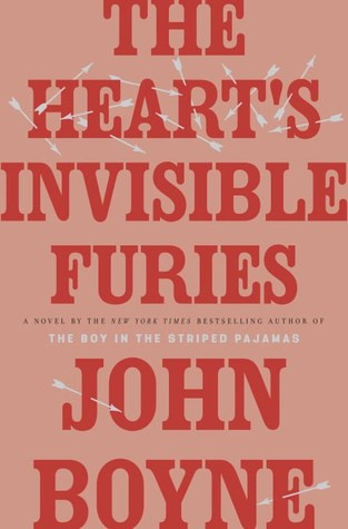 book cover of The Heart's Invisible Furies
