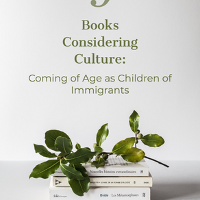 9 Books Considering Culture: Coming of Age as Children of Immigrants