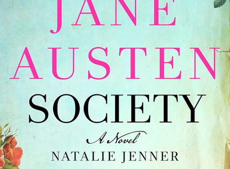 Natalie Jenner's THE JANE AUSTEN SOCIETY - A Warm Hug for Austen Fans*