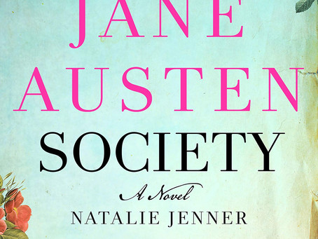 Natalie Jenner's THE JANE AUSTEN SOCIETY - A Warm Hug for Austen Fans*