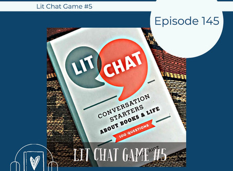 145: Lit Chat Game with Unabridged, Fall 2020