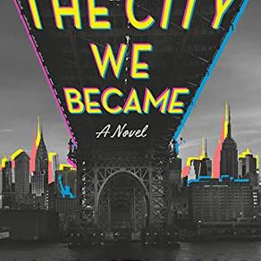 N. K. Jemisin's THE CITY WE BECAME - Heroes in New York