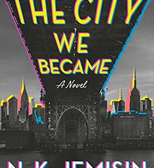 N. K. Jemisin's THE CITY WE BECAME - Heroes in New York