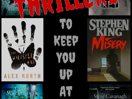 Thrillers to Keep You Up at Night