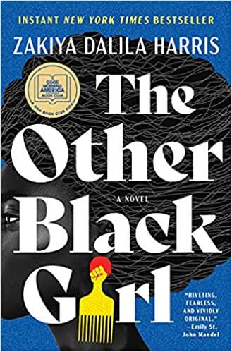 Book cover of The Other Black Girl by Zakiya Dalila Harris