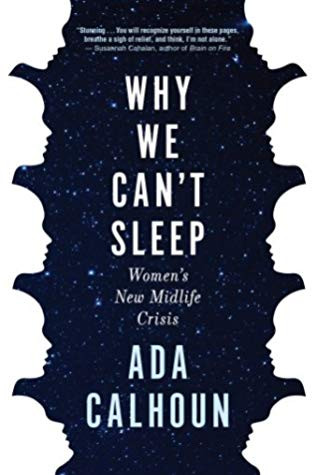 photograph of the Why We Can't Sleep book cover