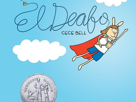 Cece Bell's EL DEAFO - A Graphic Novel for All Audiences