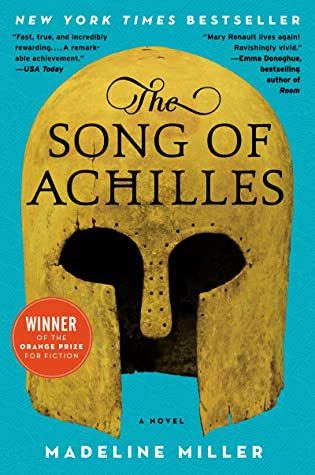 book cover of The Song of Achilles