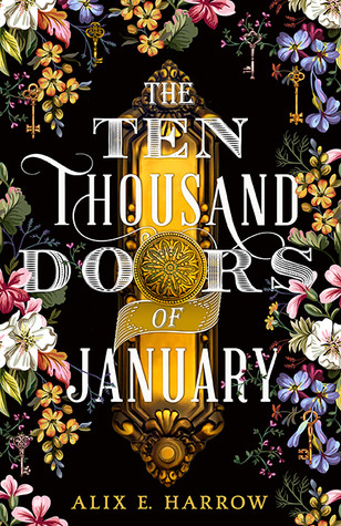 book cover of Alix E. Harrow's The Ten Thousand Doors of January