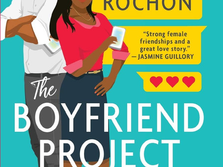 Farrah Rochon's THE BOYFRIEND PROJECT - Just the Right Amount of Steam!