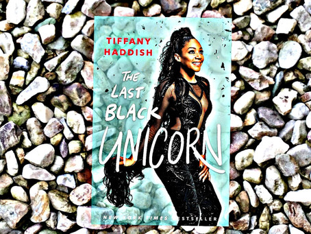 32: Tiffany Haddish's THE LAST BLACK UNICORN - Describe That in Detail
