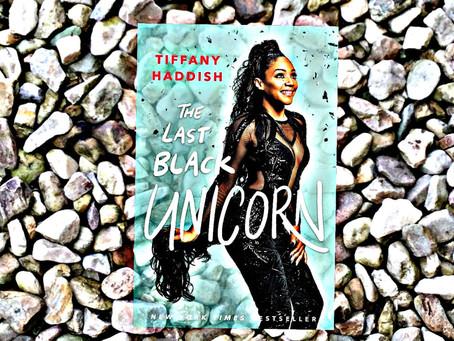 32: Tiffany Haddish's THE LAST BLACK UNICORN - Describe That in Detail