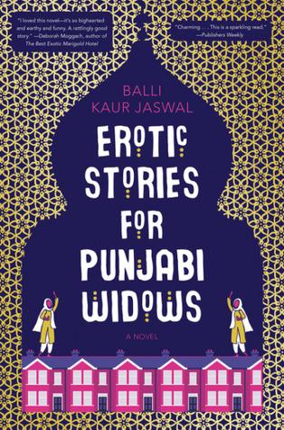 Book cover of Balli Kaur Jaswal's Erotic Stories for Punjabi Widows