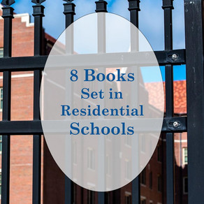 8 Books Set in Residential Schools