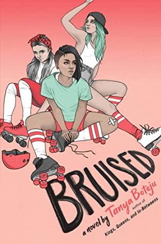 Book cover of Tanya Boteju's Bruised