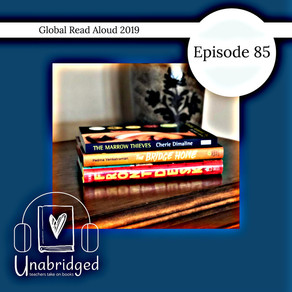 85: Global Read Aloud 2019 - I just have to read this quotation