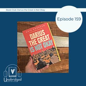 159: Adib Khorram's DARIUS THE GREAT IS NOT OKAY - January Book Club