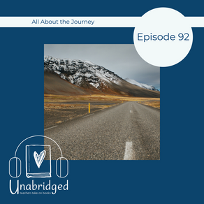 92: All about the Journey - Bump It Up on the List
