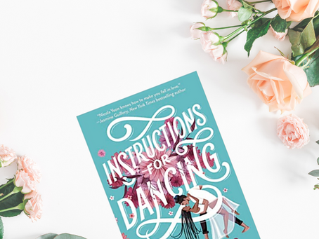 Nicola Yoon's INSTRUCTIONS FOR DANCING - Celebrating the Beauty and Complexity of Love