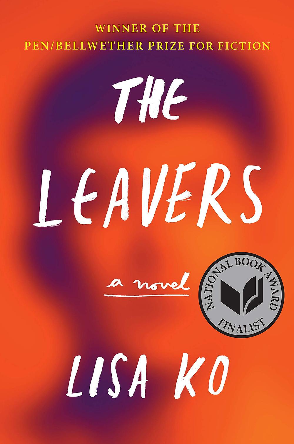 book cover of Lisa Ko's The Leavers