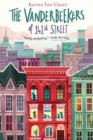 book cover of Karina Van Glaser's The Vanderbeekers of 141st Street