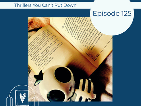 188: Encore of Thrillers that You Can't Put Down - Better on Audio