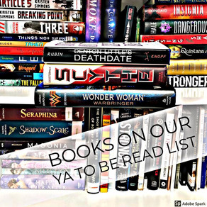 47: I'm Always Here for That - YA To-Be-Read Lists