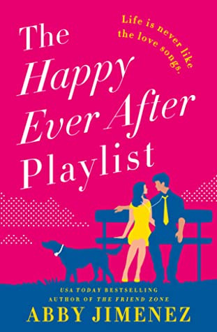 book cover for The Happy Ever After Playlist