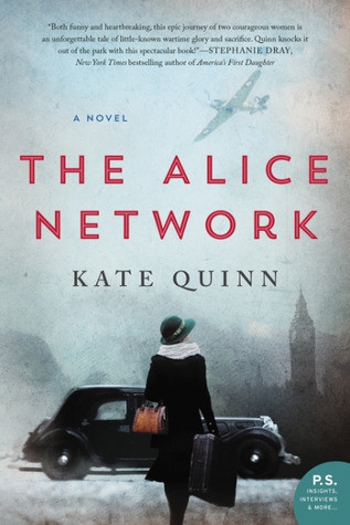 book cover of The Alice Network