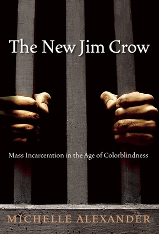 book cover of Michelle Alexander's The New Jim Crow