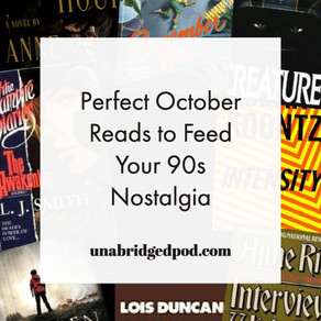 Perfect October Reads to Feed Your 90s Nostalgia
