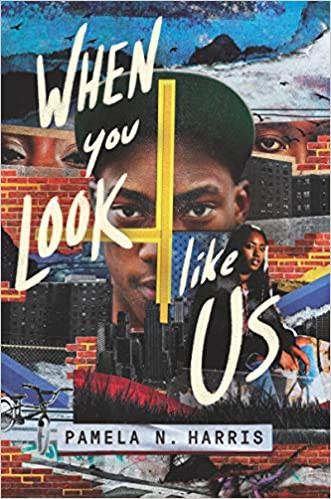 Book Cover of When You Look Like Us by Pamela N. Harris