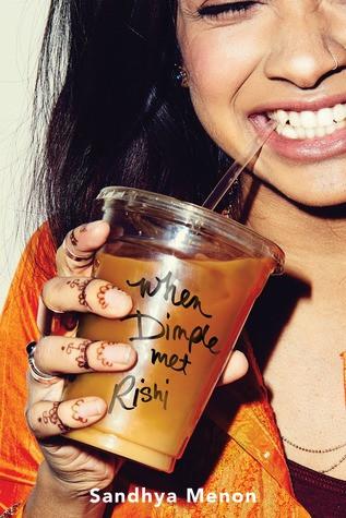 Book cover of Sandhya Menon's When Dimple Met Rishi