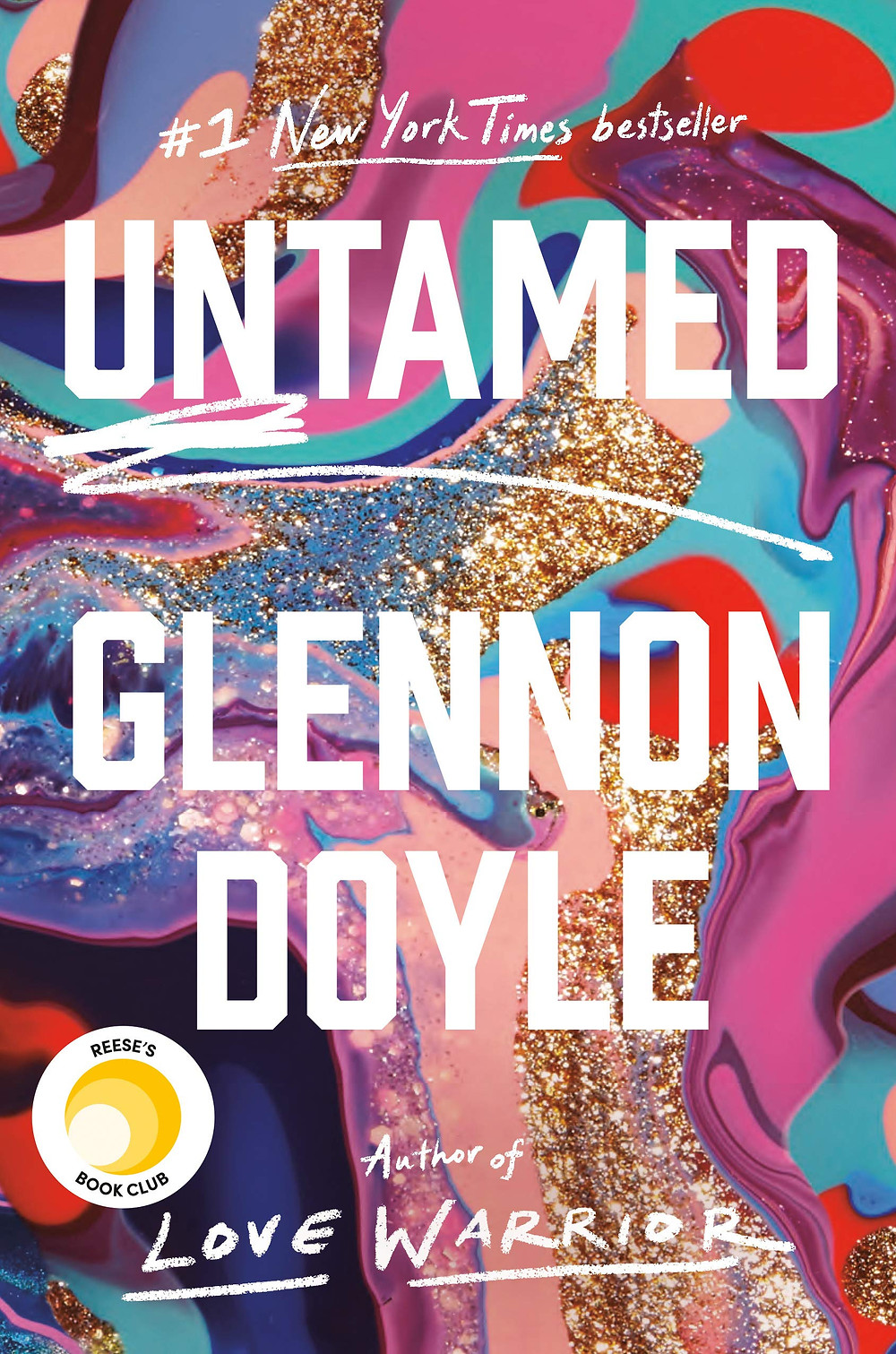 book cover of Glennon Doyle's Untamed